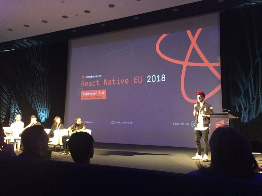 React Native EU 2018